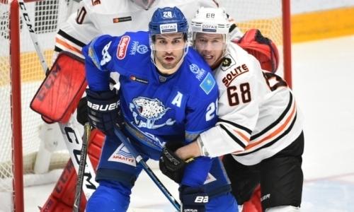 Букмекеры оценили шансы «Барыса» на четвертую подряд победу в КХЛ