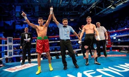 Казахстанский боксер «рухнул» в мировом рейтинге после третьего поражения кряду