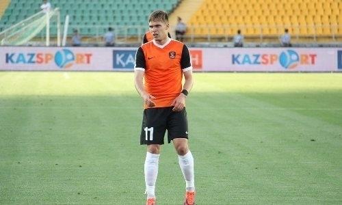 Сразу три клуба зарубежного чемпионата интересуются молодым казахстанским футболистом