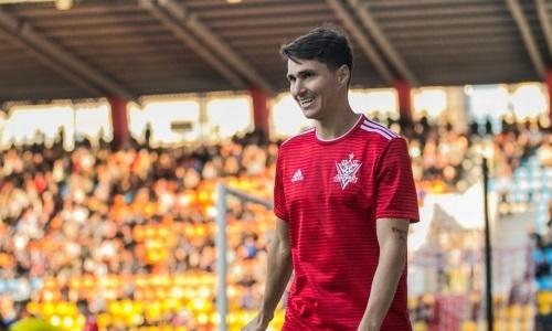 Лучший футболист КПЛ-2018 претендует на еще одну почетную награду