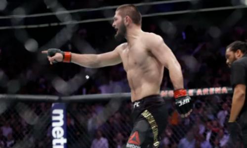 Стало известно, когда определится будущее Нурмагомедова в UFC после драки на «нефартовой» арене Головкина