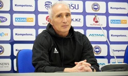 Новый наставник «Тараза» рассказал о задачах на сезон КПЛ-2019 и изменениях в составе
