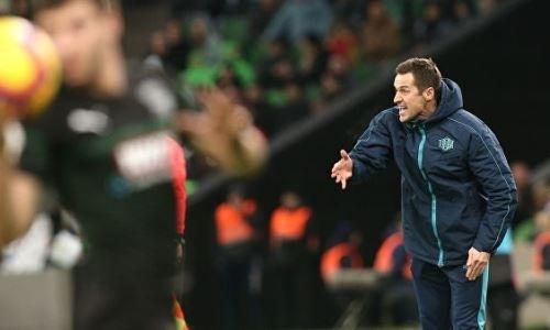 В клубе Сейдахмета официально назначен главный тренер