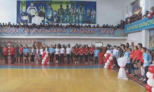 Чемпионка страны рассказала школьникам о своих планах