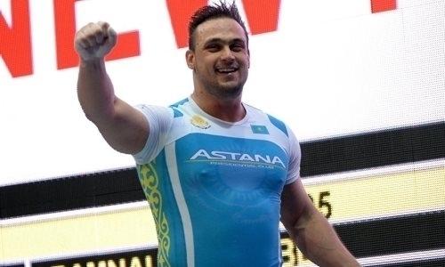 Тяжелоатлет Илья Ильин примет участие в Международном Кубке Катара