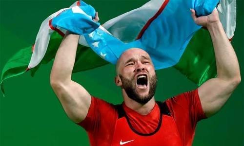 Олимпийский чемпион-2016 из Узбекистана в весе Ильина дисквалифицирован за допинг