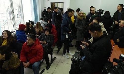 Убийство Дениса Тена: предварительные слушания начались в Алматы