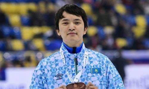 Бронзовый призёр Кубка Мира из Казахстана рассказал о восстановлении после травмы
