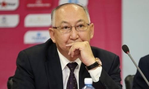 Ермек Сырлыбаев: «Отсутствие результатов в казахстанском волейболе связываем с недостаточным финансированием»