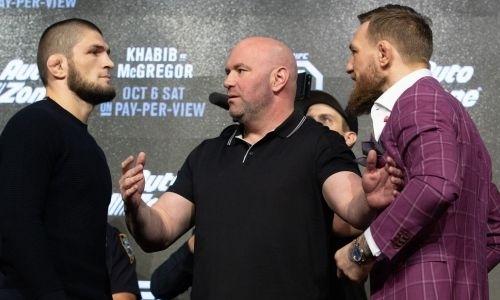 UFC озвучил сроки реванша Нурмагомедов — Макгрегор после боя на «нефартовой» арене Головкина