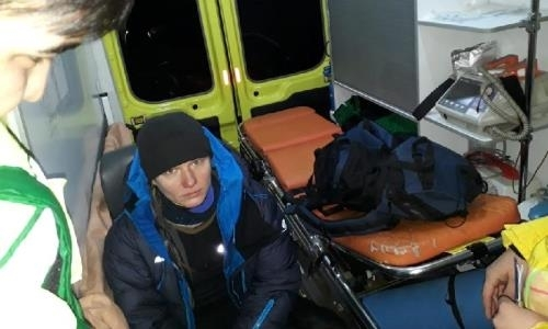 Альпинистка из России спасена в горах Заилийского Алатау