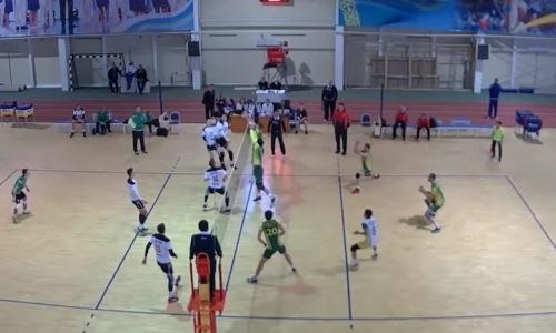 В Петропавловске стартовал второй тур Национальной лиги