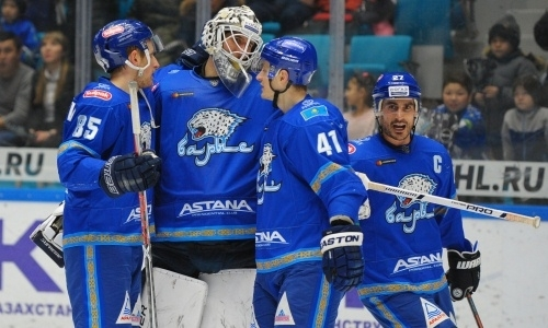 «Барыс» близок к рекордному достижению в КХЛ