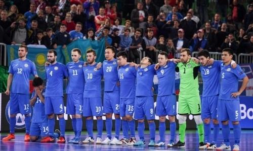 Стал известен состав национальной сборной Казахстана на УТС