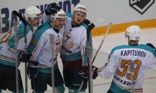 «Торпедо» разгромило «Сокол» в матче ВХЛ