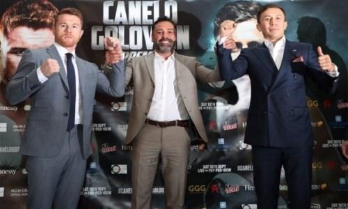Промоутер «Канело» объявил дату и место третьего боя с Головкиным