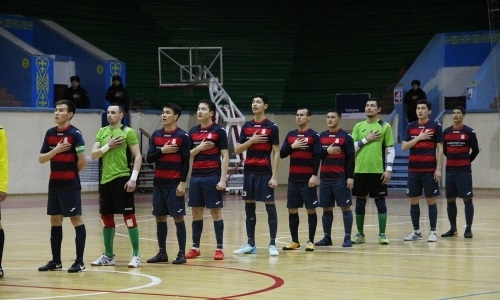 «Прогресс» одержал вторую победу в матче чемпионата РК