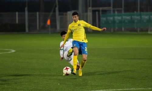 Футболист сборной Казахстана получил игровой номер в клубе РПЛ