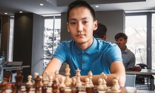 Определились чемпионы Казахстана по классическим шахматам до 18 лет