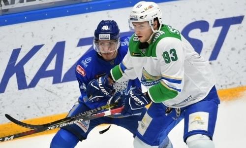 «Барыс» — «Салават Юлаев» 1:0 ОТ. Минимально, но в плей-офф!