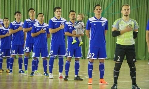 «Жетысу» потерпел первое поражение в матче чемпионата РК