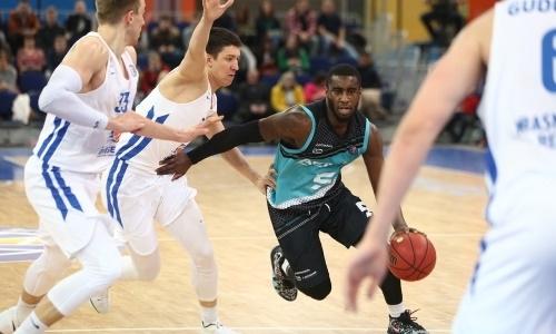 «Астана» не смогла переиграть «Енисей» в матче ВТБ