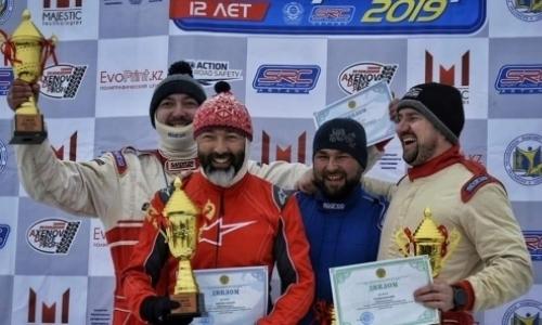 Первый этап Кубка Казахстана по зимнему ралли-спринту прошёл в Астане