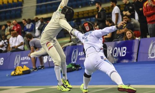 Лидер сборной Казахстана поднялся на четвертое место мирового рейтинга