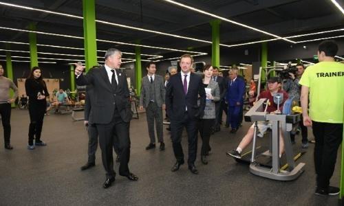 Президент Международного паралимпийского комитета впервые приехал в Казахстан