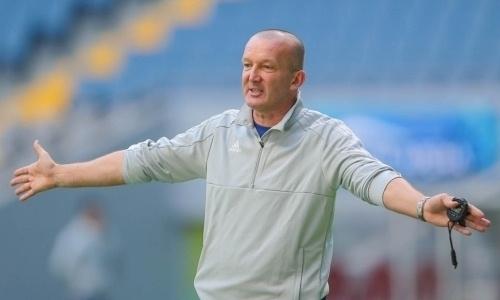 Наставник «Астаны» высказался об уходе игроков из клуба и возможных трансферах