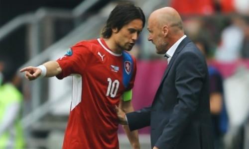 «Бездумными забросами сборная Чехии при нем не играла». Чего казахстанцам ждать от Михала Билека