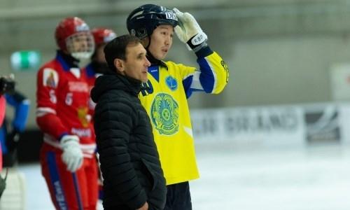 Россия выигралаЧМ похоккею смячом, Казахстан— начетвертом месте