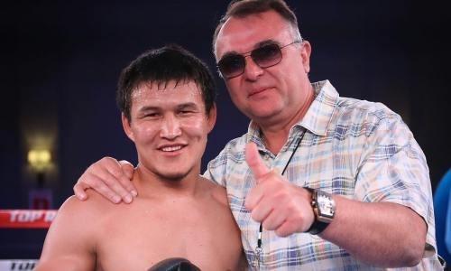 «Работяги с большим уважением». Эгис Климас раскрывает перспективы казахстанских боксеров и откровенничает о Головкине