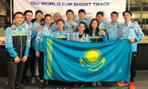Команда Казахстана по шорт-треку завершит сезон без лидера сборной