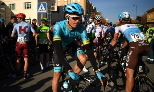 Санчес — в тройке лидеров этапа «Вуэльты Валенсии»