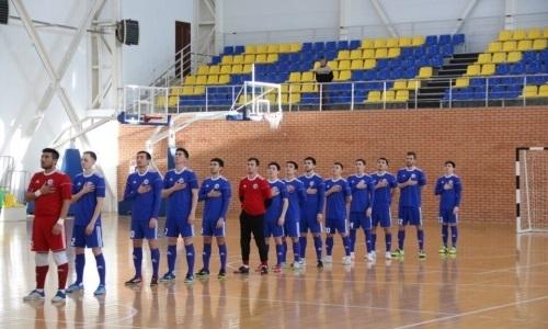 «Окжетпес» добился домашней победы в матче чемпионата РК