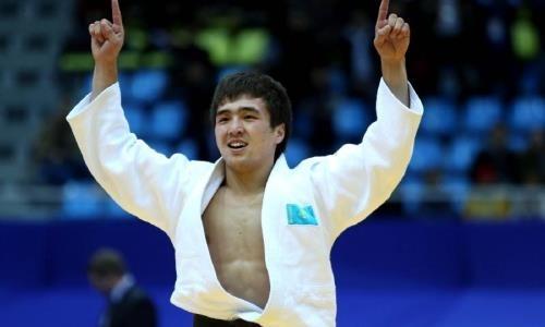 Лидеры сборной Казахстана по дзюдо завоевали две медали на старте «Grand Slam» в Париже