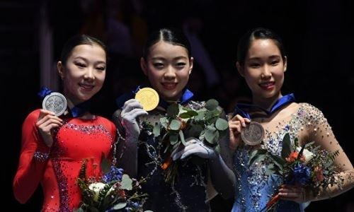«Серебро» Турсынбаевой на турнире четырех континентов стало историческим для Казахстана