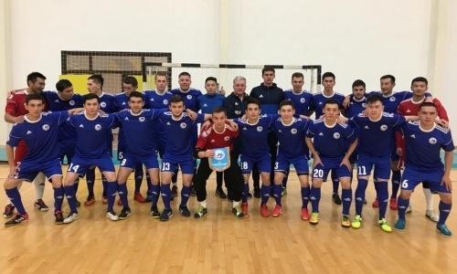 «Окжетпес» и «Прогресс» забили восемь голов во втором матче