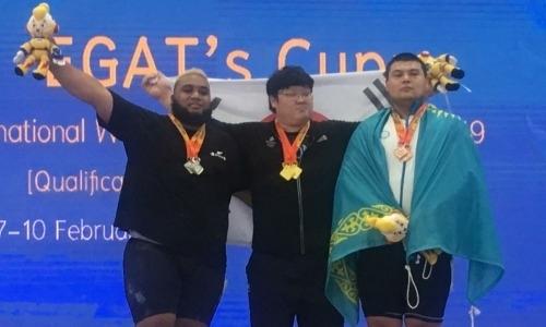 ҚР ауыр атлеттері Тайландтағы чемпионаттың алтын, күміс және қоласын еншіледі