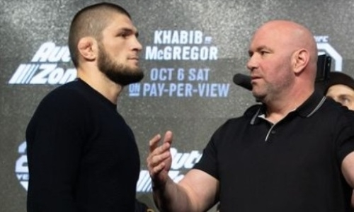 «Так нельзя». UFC пригрозил Нурмагомедову после его победы на «нефартовой» арене Головкина