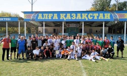 «Махтаарал» стал основной командой Туркестанской области