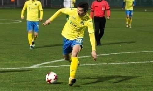 Футболист сборной Казахстана вышел на замену и отдал голевую передачу в матче «Ростова» с норвежским клубом