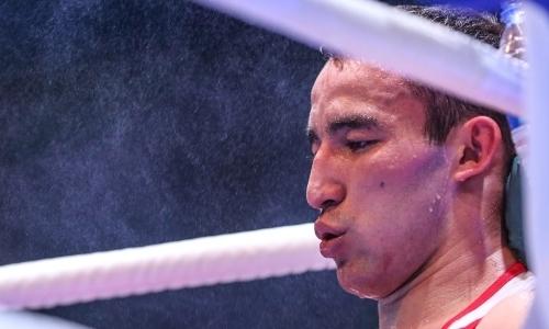 Вице-чемпион Азии из Казахстана снялся по ходу боя на международном турнире в Болгарии