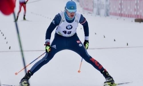 Еремин финишировал 39-м в спринте на этапе Кубка мира