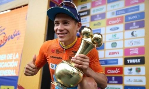 Велосипедист «Астаны» выиграл «Тур Колумбии»