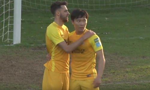 «Кайрат» в товарищеском матче переиграл аутсайдера РПЛ
