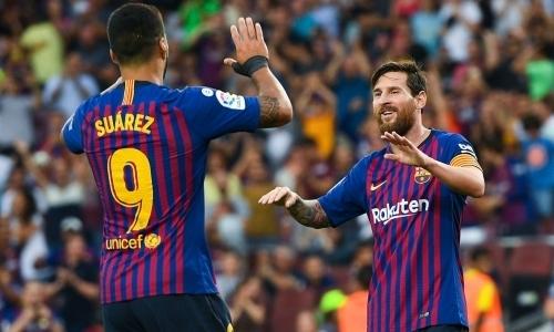 Какие ставки предлагает казахстанский букмекер на матчи ЛЧ «Лион» — «Барселона» и «Ливерпуль» — «Бавария»
