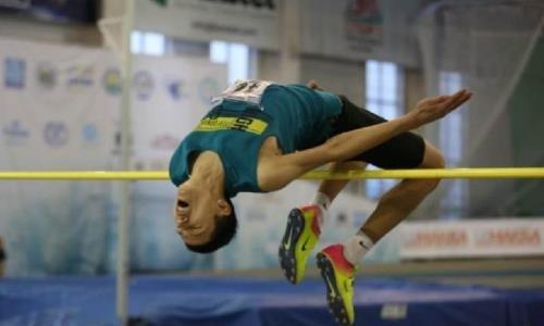 Жасулановец вошел в тройку призеров чемпионата РК по легкой атлетике