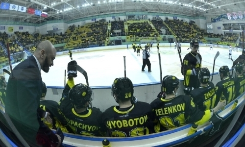 «Сарыарка» победила «КРС-ОЭРДЖИ» в своем заключительном матче «регулярки» ВХЛ